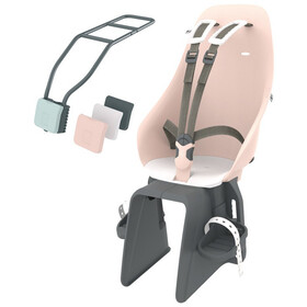 Urban Iki Child Seat For seat tube sakura pink/shinju white